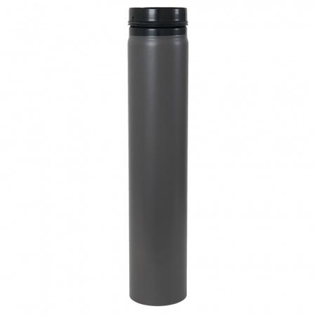 Tubo de estufa conducto chimenea para horno pellets 80 - Tubos estufa pellets ...